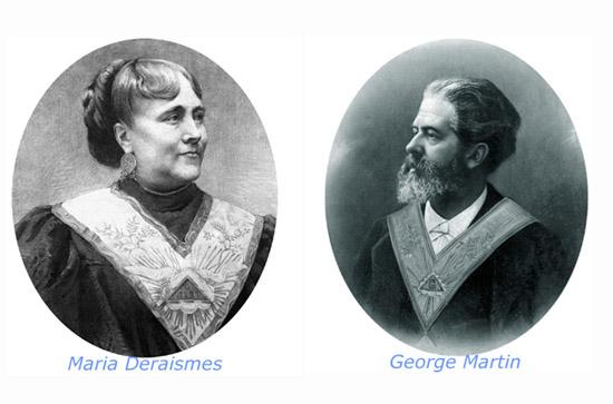 Maria Deraimes - George Martin